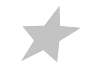 Solid Star—White