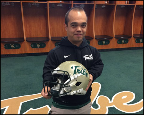 Shane Vernarsky, Head Athletics Equipment Manager, William and Mary