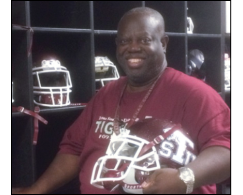Eddie Davis - Equipment Manager, Texas Southern University