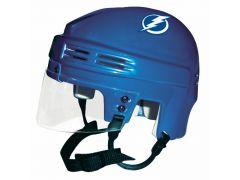 Tampa Bay Lightning Mini Helmet — Royal Blue