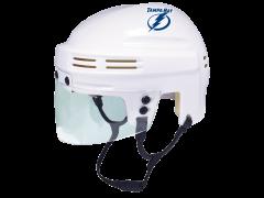 Tampa Bay Lightning Mini Helmet — White