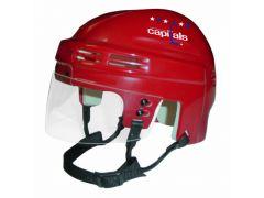 Washington Capitals Mini Helmet — Red