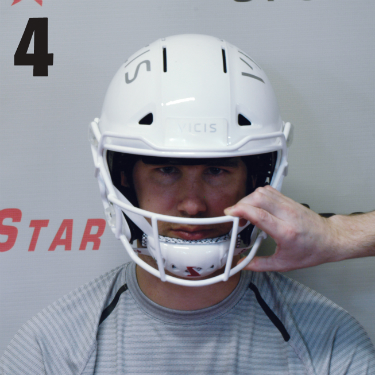 Chinstrap Fitting - Step 4