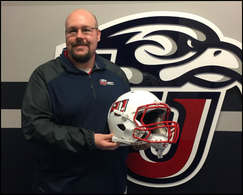 Chris Dunfee, Head Athletics Equipment Manager, Liberty University