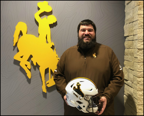 JD Jordan - Football Equipment Supervisor - Wyoming