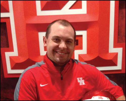 Daniel L. Reeves - Assistant Athletic Director for Equipment Operations, University of Houston